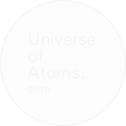 universe of atoms logo