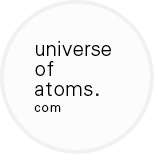 universe of atoms static logo